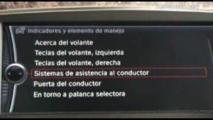 Video Bmw Serie6 2011 - Asistencia Conductor