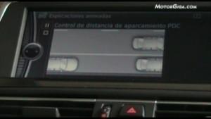Video Bmw Serie6 2011 - Control Distancia Aparcamiento
