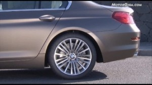 Video Bmw Serie6 2011 - Gran Coupe