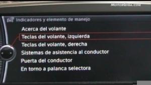 Video Bmw Serie6 2011 - Teclas Volante