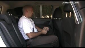 Video Chevrolet Aveo 2011 - Asientos Traseros Maletero