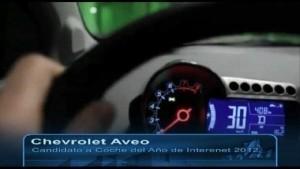 Video Chevrolet Aveo 2011 - Entrevista