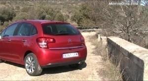 Video Citroen C3 2010