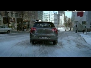 Video Citroen C4-aircross 2012 - C4 Aircross