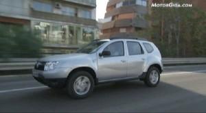 Video Dacia Duster 2010 - Ciudad Carretera