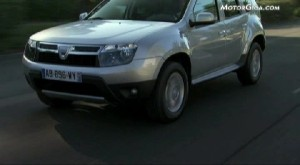 Video Dacia Duster 2010 - Presentacion