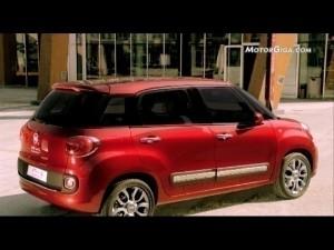 Video Fiat 500 2012 - L