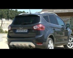 Video Ford Kuga 2010 - Gasolina Exteriores