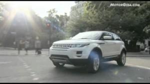 Video Land-rover Range-rover-evoque 2011 - 3puertas
