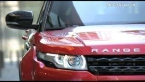 Video Land-rover Range-rover-evoque 2011 - 5 Puertas