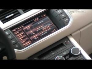 Video Land-rover Range-rover-evoque 2012 - Infotainmet Ordenador