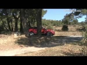 Video Land-rover Range-rover-evoque 2012 - Prueba Dinamica Campo
