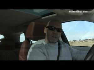 Video Land-rover Range-rover-evoque 2012 - Prueba Dinamica Carretera