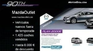 Video Mazda Otros 2010 - Outlet