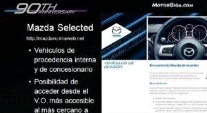 Video Mazda Otros 2010 - Selected