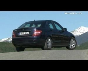 Video Mercedes Clase-c 2011