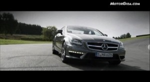 Video Mercedes Clase-cls 2010 - Cls 63 Amg