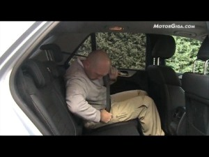 Video Mercedes Clase-m 2012 - Asientos Traseros