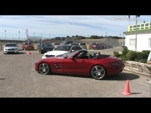Video Mercedes Otros 2012 - Curso Conduccion Amg Experiencia