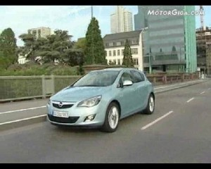 Video Opel Astra 2009