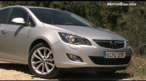 Video Opel Astra 2010 - Prueba Dinamica 1400 Turbo