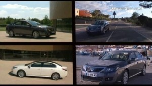 Video Renault Latitude 2010 - Latitude