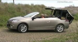 Video Renault Megane 2010 - Cupe Cabrio  Presentacion