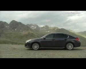 Video Subaru Legacy 2010 - Sedan