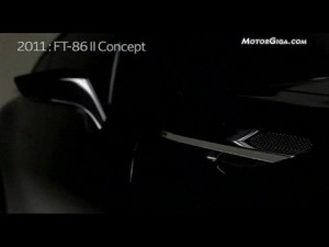 Video Toyota Gt86 2012 - Video Marca