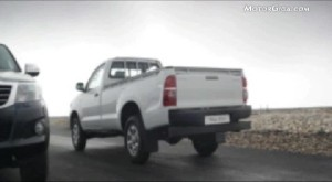 Video Toyota Hilux 2011 - Hilux
