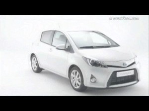Video Toyota Yaris 2011 - Hibrido Oficial