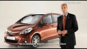 Video Toyota Yaris 2011 -  Ingenieria