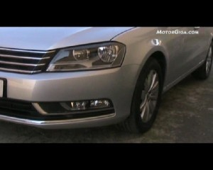 Video Volkswagen Passat 2011 - Prueba Vw Dinamica