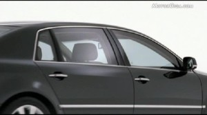 Video Volkswagen Phaeton 2010 - Exteriores