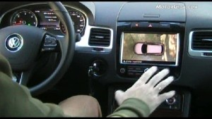 Video Volkswagen Touareg 2011 - Infotainment Touareg