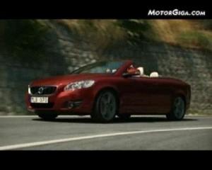 Video Volvo C70 2010