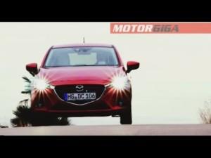 Mazda2 2015: presentación