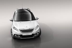 Peugeot 2008, prueba din�mica