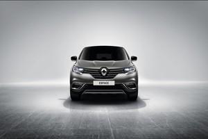 Renault Espace en el Sal�n de Par�s 2014