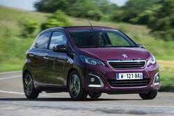 Llega a Espa�a el nuevo Peugeot 108