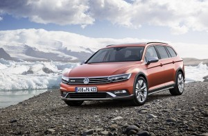 Volkswagen Passat Alltrack en el Sal�n de Ginebra 2015