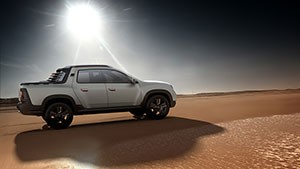 Dacia Duster Oroch, el pick up brasile�o