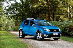 Dacia Sandero, el modelo m�s vendido en agosto