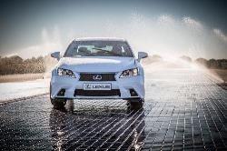 Presentaci�n de Lexus a empresas espa�olas