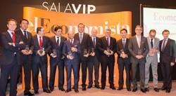 Entrega de los V premios Ecomotor