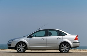 Ford Focus 2011, análisis de interiores