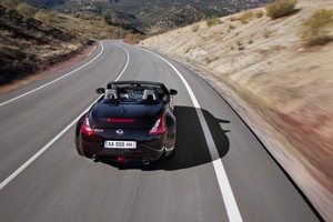 Prueba Nissan 370Z descapotable