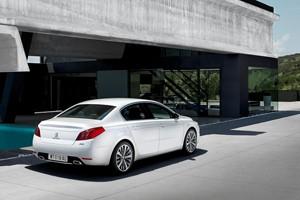 Peugeot 508 2011, prueba dinámica