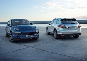 Porsche Cayenne Diésel (análisis de interiores)