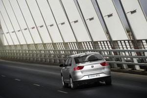 SEAT Toledo, prueba dinámica